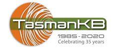TasmanKB logo.