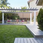 Outdoor deck and garden area | Featured image for Hardware supplies Brisbane landing page.